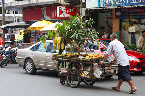 mango cart bangkok