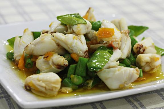 Krua Apsorn Crabmeat Stir-Fry
