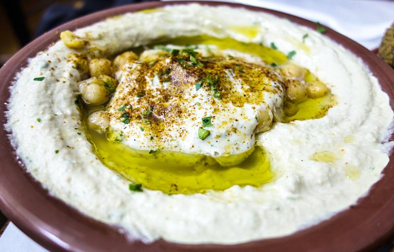 Abu Shukri Hummus