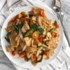 Pad Kee Mao from Simple Thai Food Book by Leela Punyaratabandhu