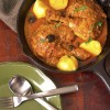Galinha à Africana (African Chicken) in the style of Henri's Galley