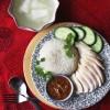 Khao Man Gai - Thai Adaptation of Hainanese Chicken Rice