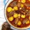 Beef Shank Matsaman Curry from Simple Thai Food Book by Leela Punyaratabandhu