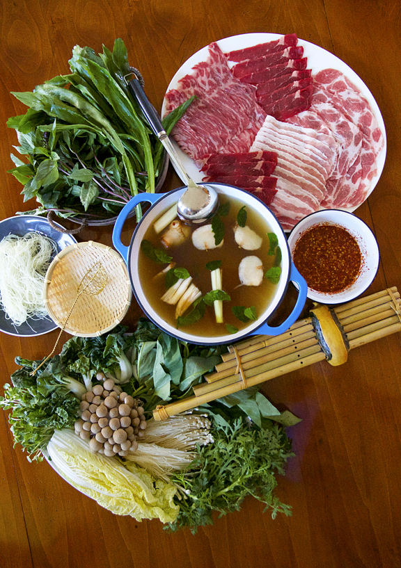 Isan Hot Pot