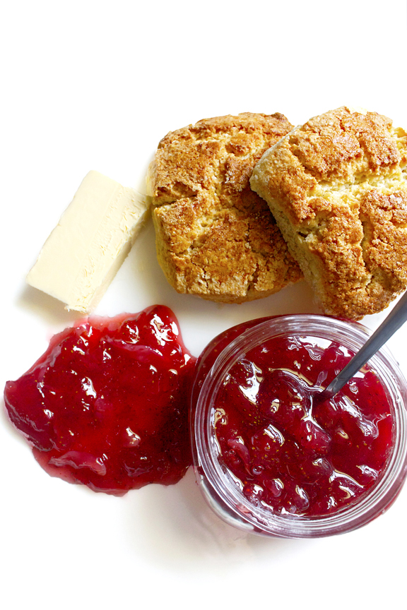 Strawberry-Lychee Jam